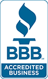 respected by the accredited better business bureau